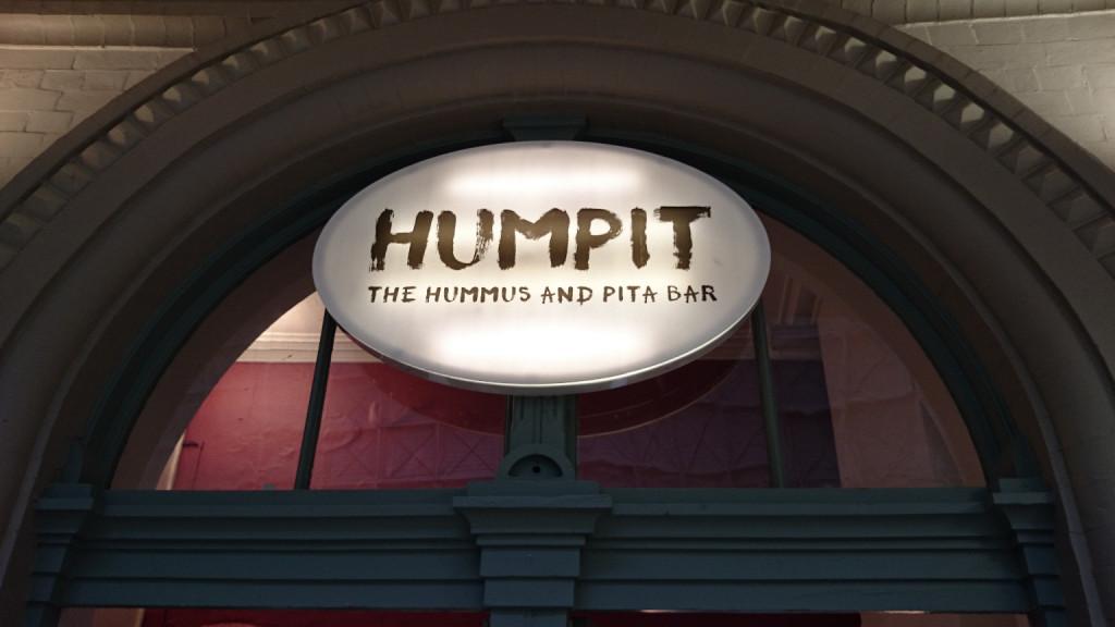 Humpit, the hummus and pita bar