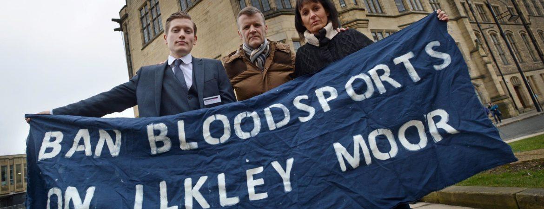 Ban Bloodsports on Ilkley Moor