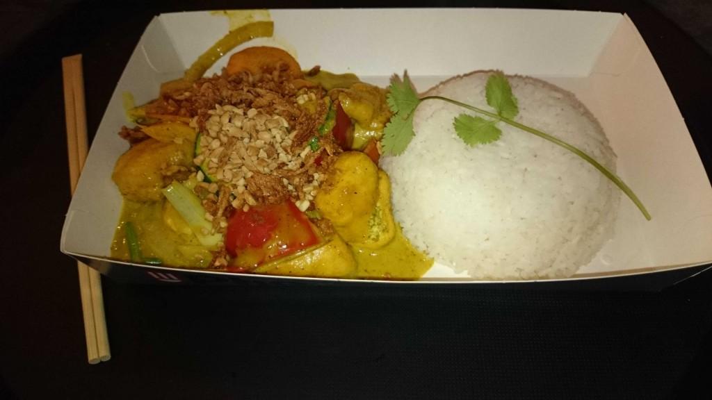 Vegan Vietnamese curry