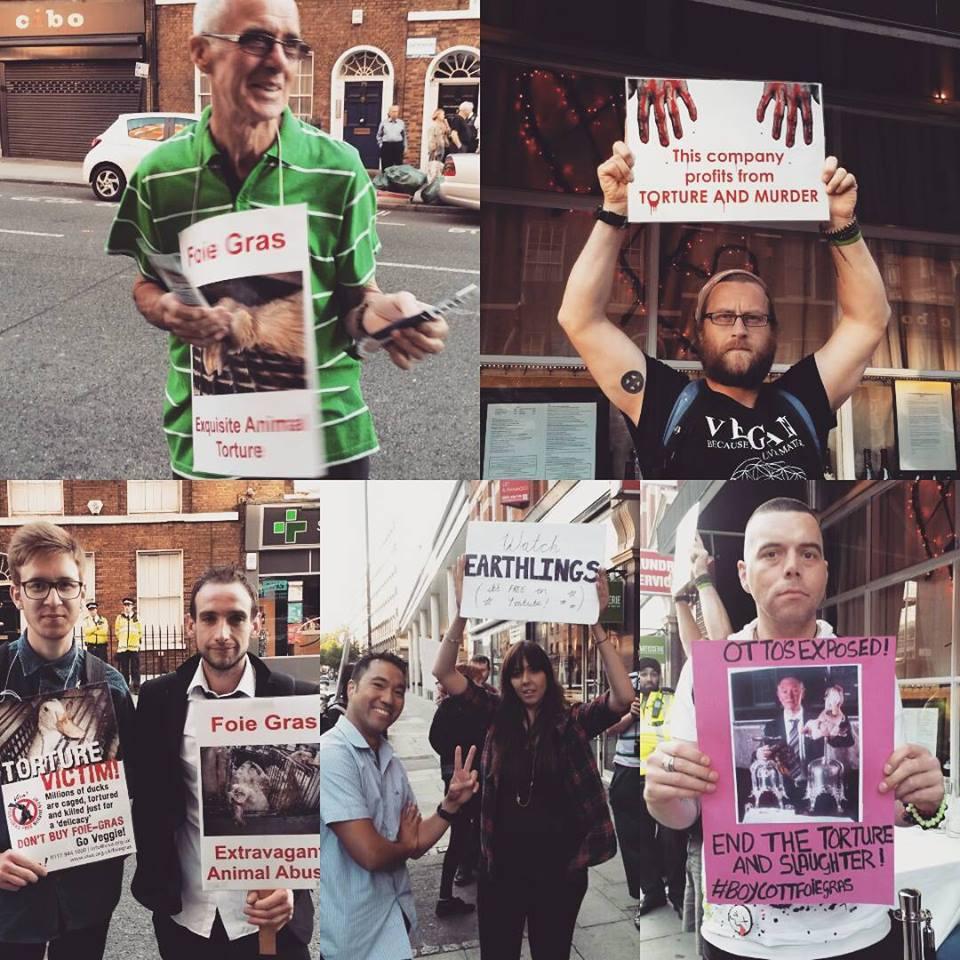 London Vegan Actions