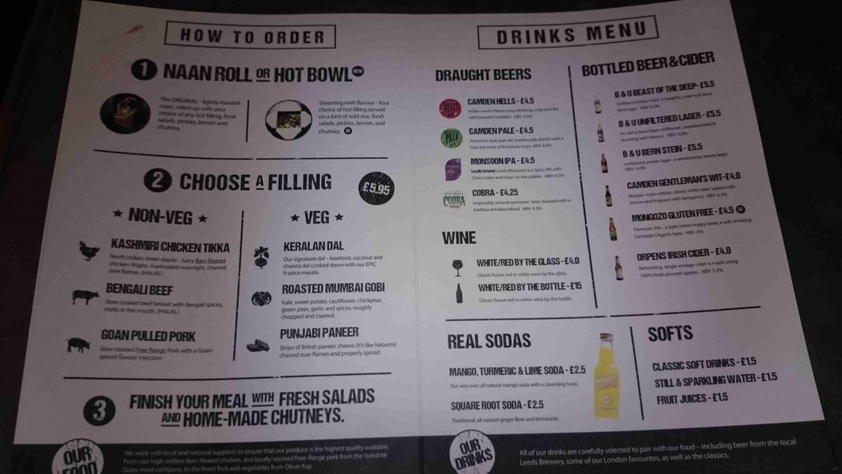rola wala menu