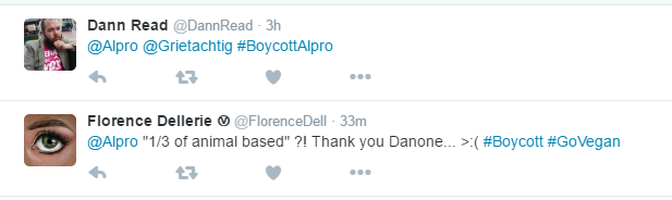 boycott alpro