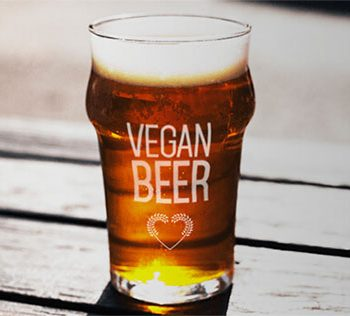vegan beer