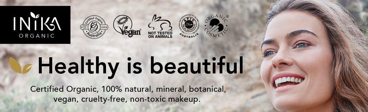 Inika vegan makeup