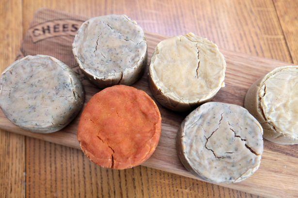 Tyne cheese vegan cheese