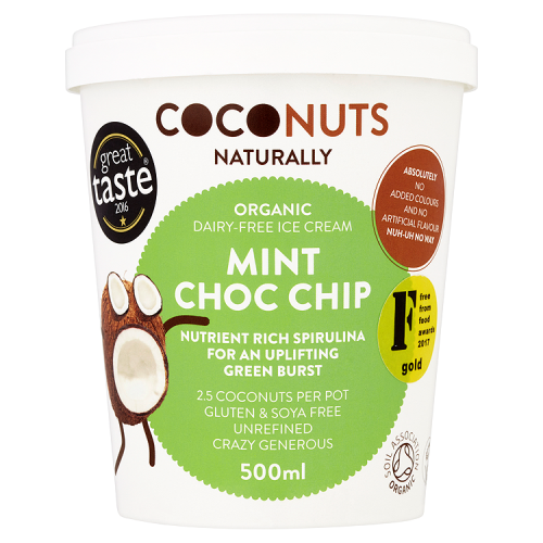 coconuts naturally vegan ice cream