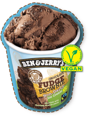 ben & jerry vegan ice cream