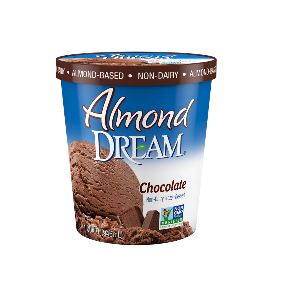 almond dream vegan ice cream